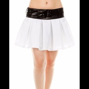 Dresses & Skirts - Harley Quinn Adult Nurse Skirt